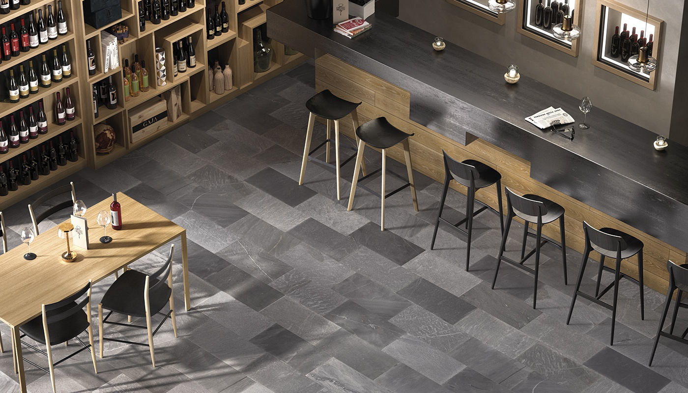 Stonetrace bad taupe stein 2390