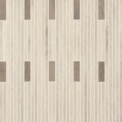 Wood Talk - WHITE/GREY