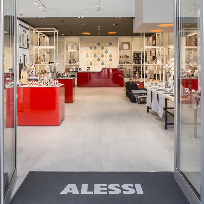 Restyling Alessi Store  1081