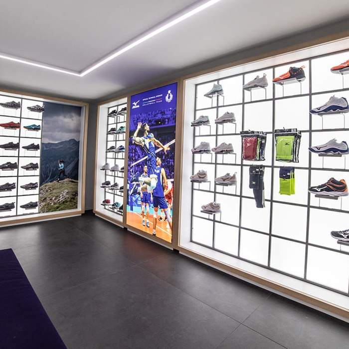 Mizuno store: interview mit dem architekten 4